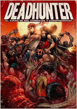 Deadhunter: El juego de rol zombicida y conspiranoico