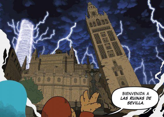 Las Ruinas de Sevilla
