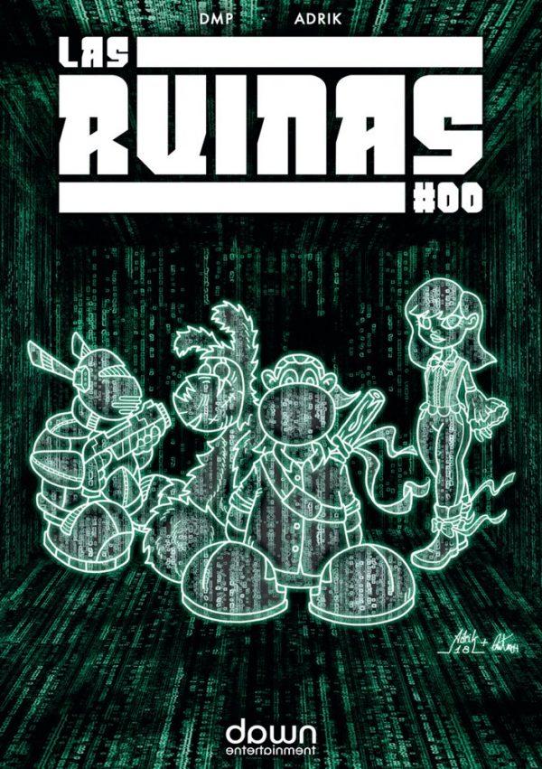 Las Ruinas #00