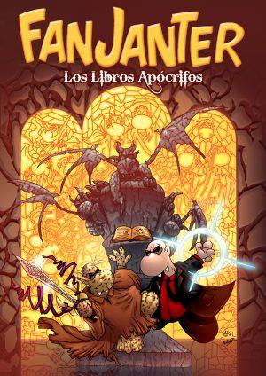 Fanjanter - Los Libros Apócrifos