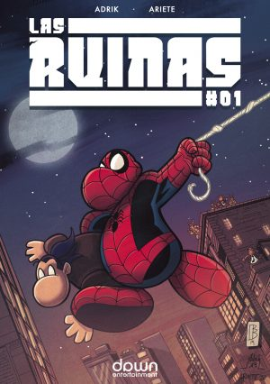Spider-Man by David Baldeón