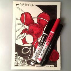 Inktober 2020 Daredevil