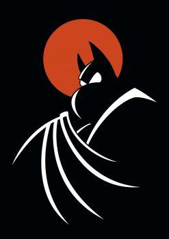 Camiseta Batman narizón