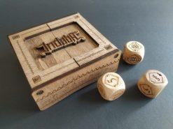 El juego de mesa Indaba